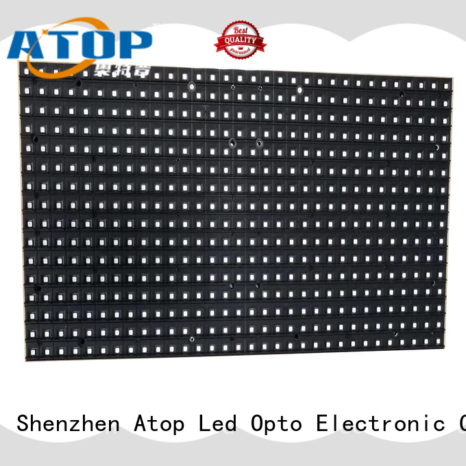 customized modular led screen led easy operation for advertising