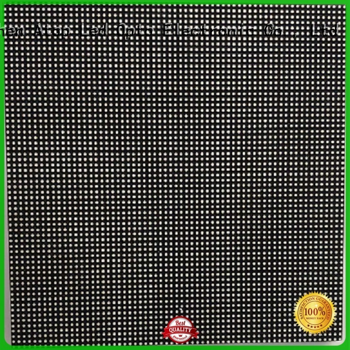 Atop high quality full color led module to meet different need in market