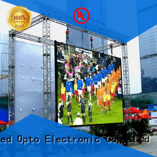 reasonable full color led display for both outdoor and indoor