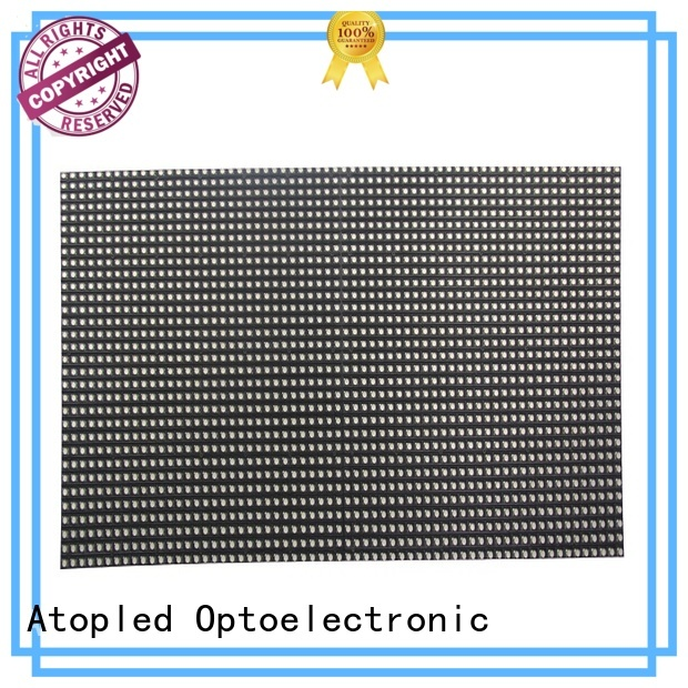 Atop online p6 led module in market