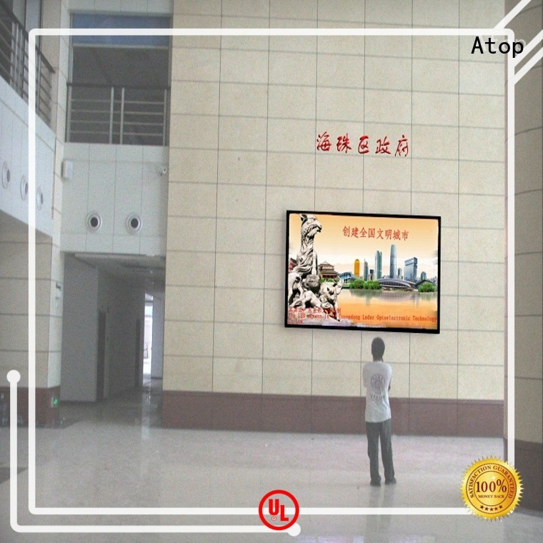 Atop favorable advertising led sign with reliable driving IC in market