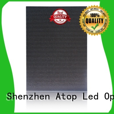 Atop signs led module price with relaible quality in market