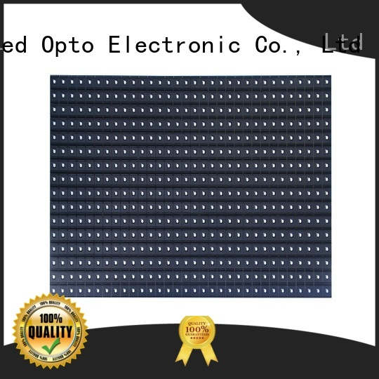 Atop high quality p6 led module with relaible quality in market