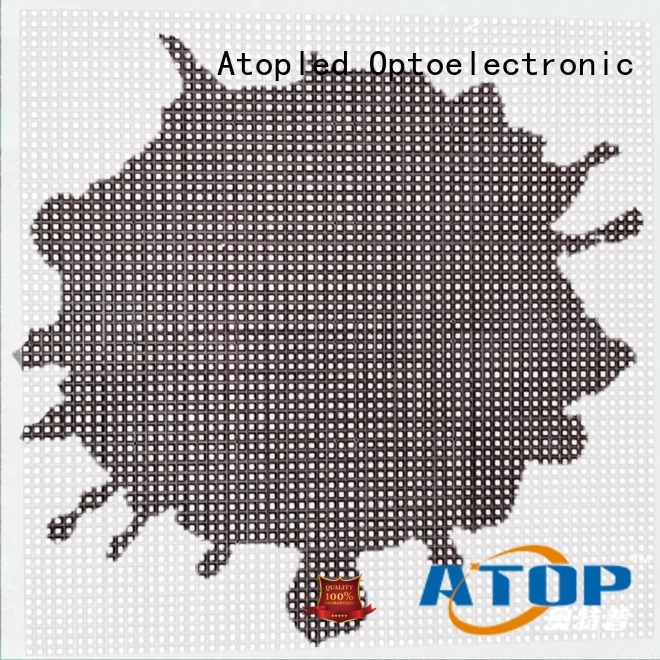 customized full color led module size easy operation for indoor rental led display