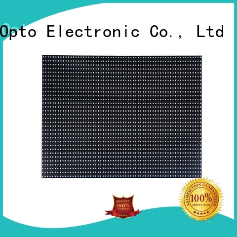 Atop customized p6 led module easy operation for advertising