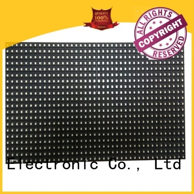 Full color P8 outdoor led module size 256x128mm/320x160mm
