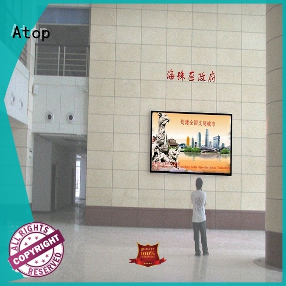 customized indoor led billboard screen with the stringent quality standards for indoor led display