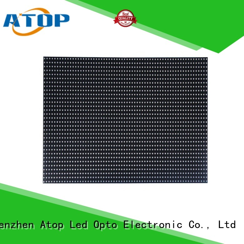 customized led module lights display with relaible quality for advertising