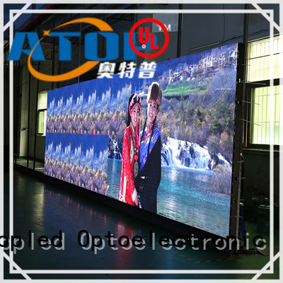 cost-effective led stage screen rental full in strict accordance with relevant national standards for your led display applications
